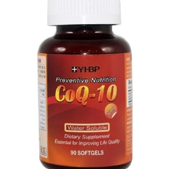 圖片 【YHBP】天然型輔酵素Co-Q10軟膠囊90顆裝