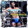 圖片 【PUMP】體育系網孔透氣純棉平口褲BX0208