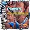 圖片 PUMP-體育系網孔透氣後空韁提運動丁字褲 JS0014