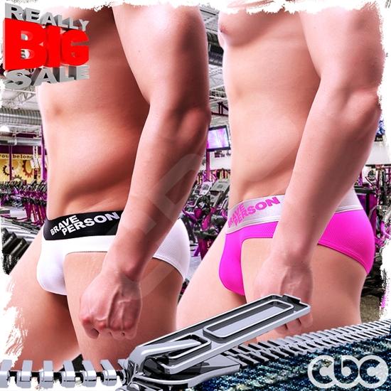 圖片 【BRAVE PERSON】暮光之城超低腰運動三角褲 激凸性感 猛男必備 BF0318
