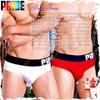 圖片 【PINK HERO】學院派高機能運動三角褲 激凸性感 猛男必備 BF0356