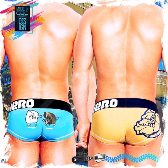 圖片 【PINK HERO】放輕鬆U凸平角褲 型男 貼身 四角褲 BX0360
