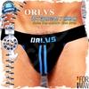 圖片 ORLVS轟不讓後空雙丁運動褲 性感爆肌 猛男必備 JS0104