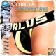 ORLVS彩色斑馬後空雙丁運動褲 後空 性感爆肌 猛男必備 JS0103