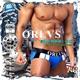 ORLVS身體律動純棉三角褲BF0100