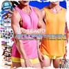 圖片 ADDTEXOD 極簡風大開衩純色棉重訓背心 性感爆肌 猛男必備 MT0004