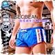 SEOBEAN  田徑高手沙灘慢跑褲 型男必備 沙灘褲 海灘褲 SP0020