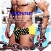 圖片 ADDICTED 星光大道護杯型三角泳褲 激凸性感 猛男必備 SW0182
