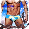 圖片 ADDICTED  經典護盃型三角泳褲 性感爆肌 猛男必備 SW0180