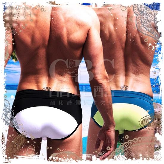 圖片 BRAVE PERSON  風帆高手低腰三角男泳褲 激凸 性感 型男 狂潮 SW0012