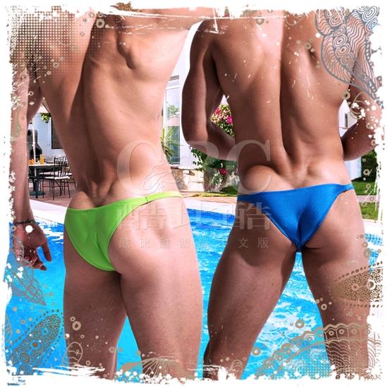 圖片 DESMIIT  熱內盧比基尼泳褲 激凸性感 型男狂潮 SW0020