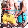 圖片 DESMIIT  邁阿密嘻哈速乾2分沙灘休閒泳褲 激凸性感 型男狂潮 SW0022