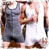 圖片 SUPER BODY  健身系復刻版連身棉背心 男背心 運動 SP0030
