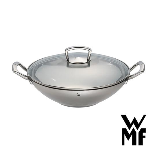 圖片 德國WMF36公分中華炒鍋超值組-電