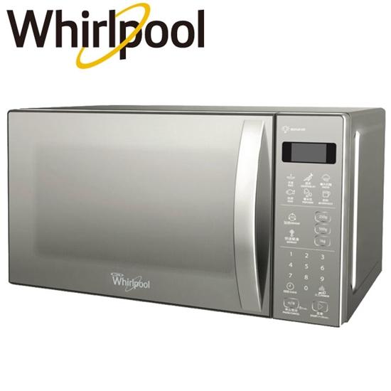 圖片 惠而浦Whirlpool20L 微電腦鏡面微波爐 WMWE200S