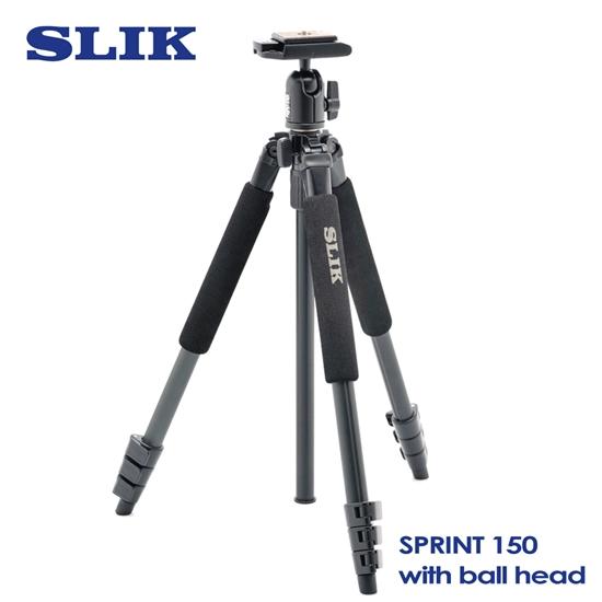 圖片 日本 SLIK Sprint 150  附 SBH-150DQ 球型雲台