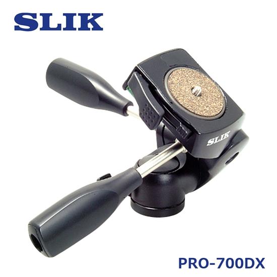 圖片 日本 SLIK Pro 700DX Head 三向雲台