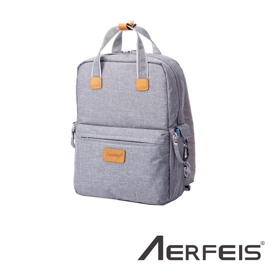 圖片 Aerfeis 阿爾飛斯 AS-1603M 休閒相機雙肩包(升級款)