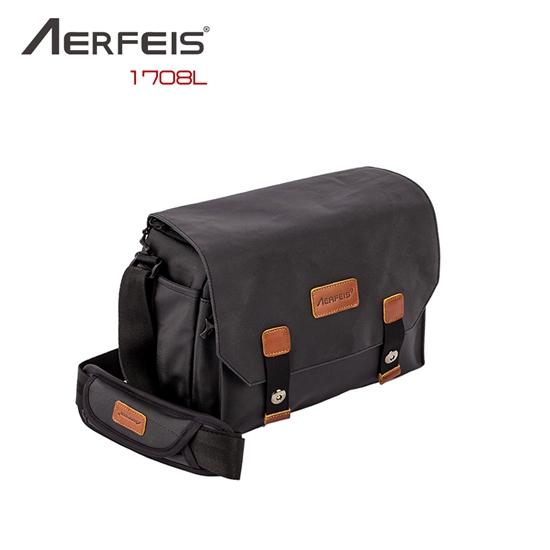 圖片 Aerfeis 阿爾飛斯 AS-1708L 攝影側背包