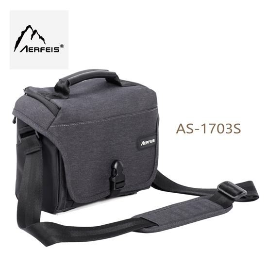 圖片 Aerfeis 阿爾飛斯 AS-1703S 都市系列相機側背包