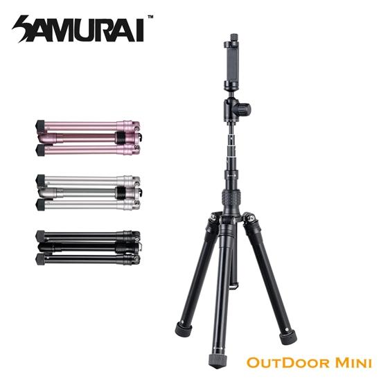 圖片 SAMURAI OutDoor Mini 1偏心管式腳架