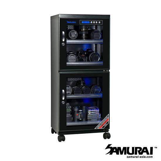圖片 SAMURAI 新武士 GP2-150L 數位電子防潮箱(公司貨)