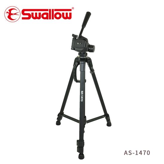 圖片 Swallow SA-1470 鋁合金握把式三腳架