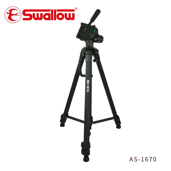 圖片 Swallow SA-1670 鋁合金握把式三腳架