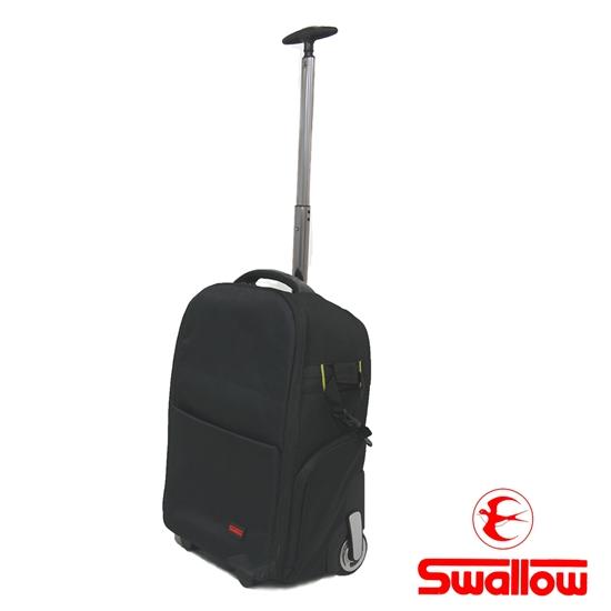圖片 SWALLOW 燕子 8903S 相機拉桿箱(可後背)