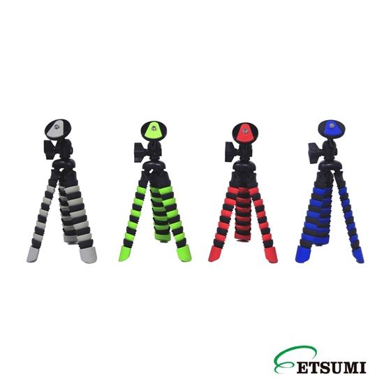 圖片 日本 ETSUMI 手機魔術腳架(E-2088+手機夾)