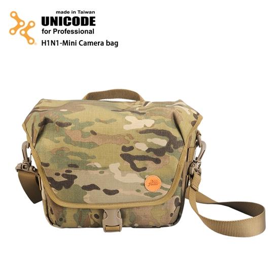 圖片 UNICODE H1N1-Mini Camera bag 輕旅行相機包-多地型迷彩