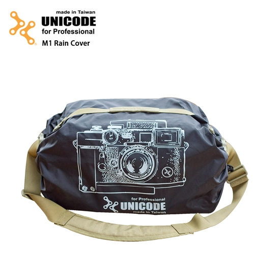 圖片 UNICODE M1 Rain Cover 雙肩背包雨衣套