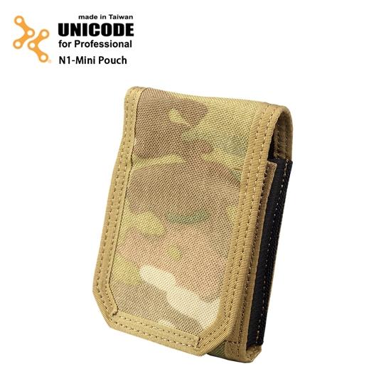 圖片 UNICODE N1-mini pouch MultiCam 迷你置物袋-多地型迷彩