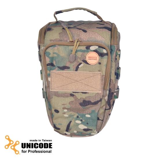 圖片 UNICODE P1 Camera Pouch 攝影槍套包-多地迷彩