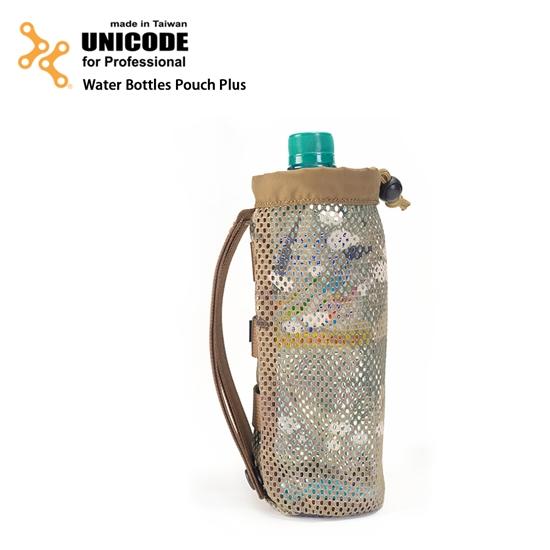 圖片 UNICODE Water Bottles Pouch  plus 水瓶袋模組-多地形迷彩