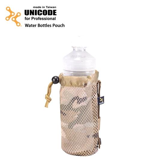 圖片 UNICODE Water Bottles Pouch 水瓶袋模組-多地形迷彩
