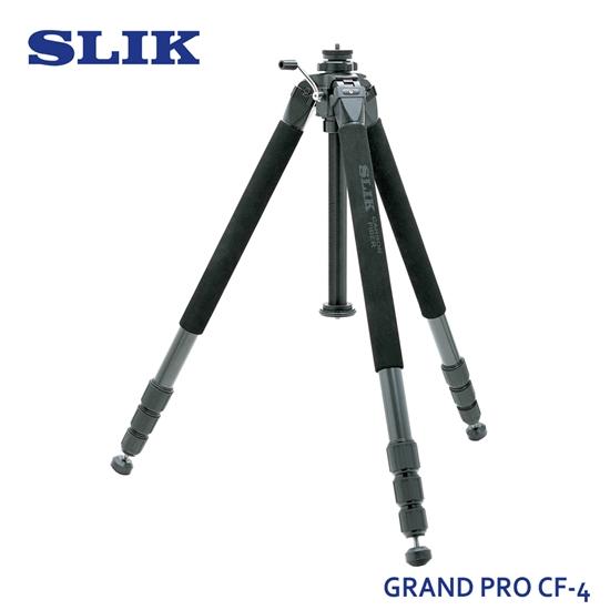 圖片 日本 SLIK Grand-Pro CF-4 碳纖三腳架