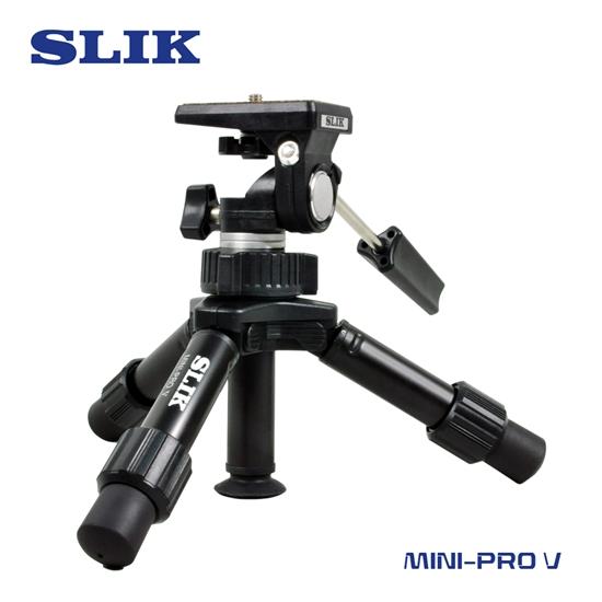 圖片 日本 SLIK Mini Pro V 迷你腳架