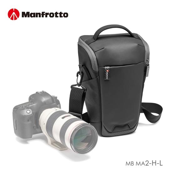 圖片 Manfrotto 槍套包 L 專業級II Advanced2 Holster L MB MA2-H-L