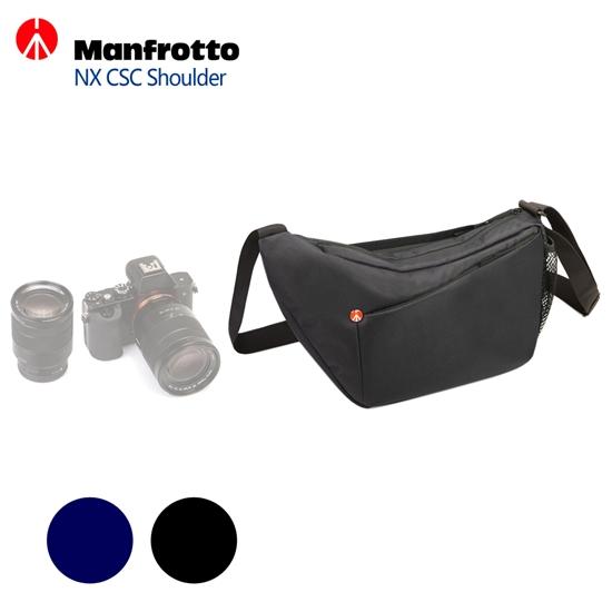 圖片 Manfrotto 開拓者微單眼肩背包 NX Shoulder Bag CSC