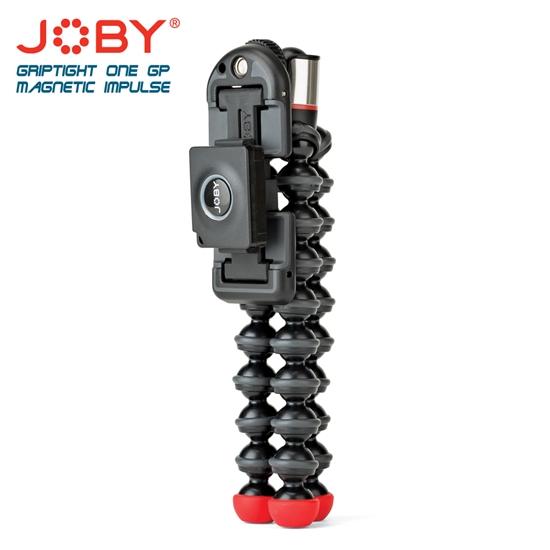 圖片 JOBY 手機夾磁力三腳架組 GripTight One GP Magnetic Impulse-JB17