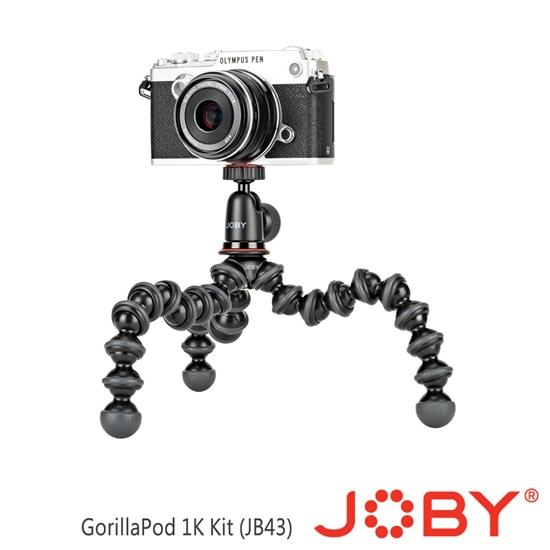 圖片 JOBY 金剛爪1K套組(JB43) GorillaPod 1K Kit
