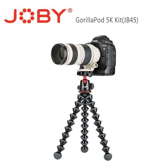 圖片 JOBY 金剛爪 5K套組腳架 (JB45) GorillaPod 5K Kit