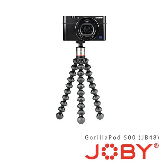 圖片 JOBY 金剛爪 經典腳架 500(JB48) GorillaPod-500