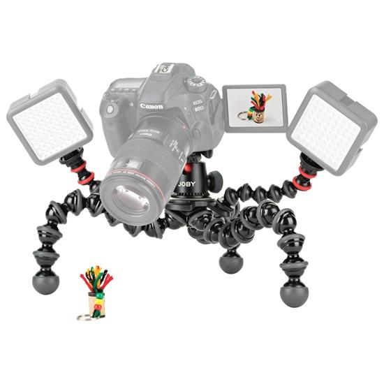 圖片 JOBY 金剛爪拍片神器(JB58)Gorillapod RIG