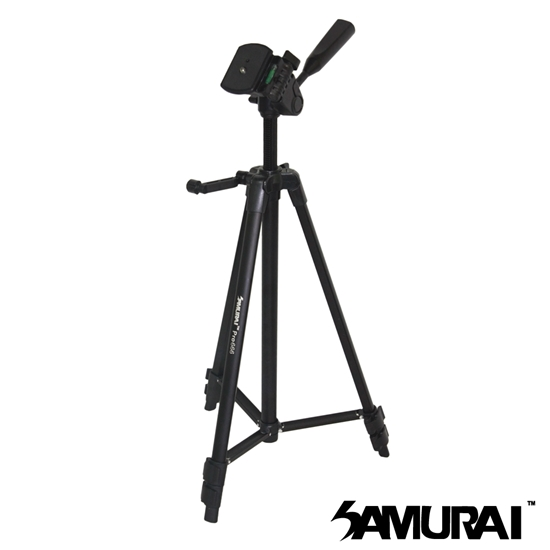 圖片 SAMURAI Pro 666 鋁合金握把式腳架