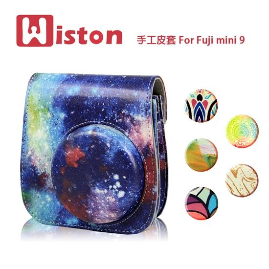 圖片 Wiston 手工皮套 For Fuji mini 9拍立得相機