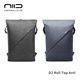 NIID 雙面防盜後背包 Urbanature D2 Roll Top Anti-Theft Backpack