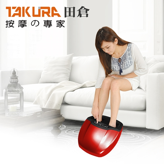 圖片 【TAKURA 田倉】溫感足輕鬆美腿機