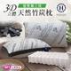 Hilton希爾頓 五星級酒店 3D透氣天然竹炭枕(B0092-X)